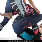 93 Brand Wild Tiger Grappling Tights
